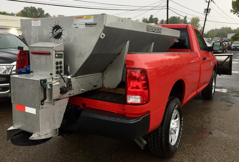 2018 Ram 2500 Regular Cab 4x4,  Fisher Snowplow Pickup #T18221 - photo 3