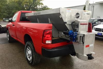 2018 Ram 2500 Regular Cab 4x4,  Fisher Snowplow Pickup #T18221 - photo 2