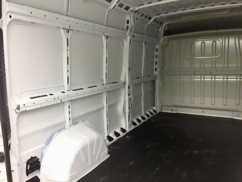 2018 ProMaster 2500 High Roof 4x2,  Empty Cargo Van #T18225 - photo 13