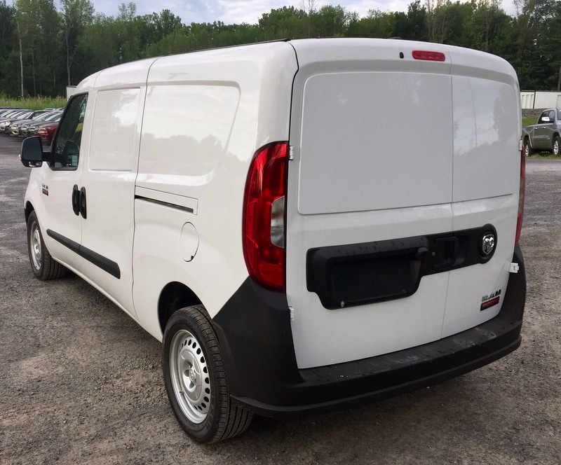 2018 ProMaster City FWD,  Empty Cargo Van #T18227 - photo 3