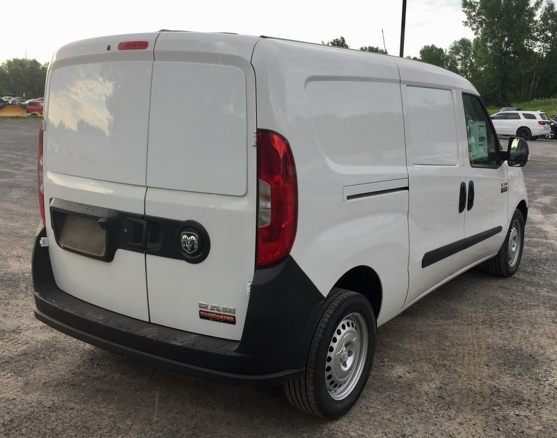 2018 ProMaster City FWD,  Empty Cargo Van #T18227 - photo 4
