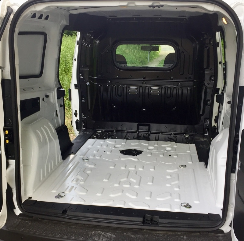 2018 ProMaster City FWD,  Empty Cargo Van #T18228 - photo 2