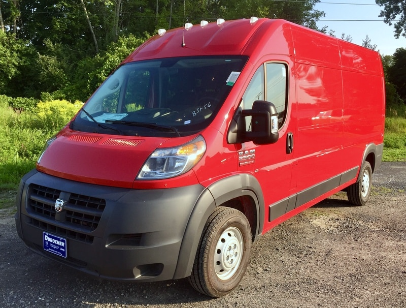 2018 ProMaster 2500 High Roof FWD,  Upfitted Cargo Van #T18249 - photo 1