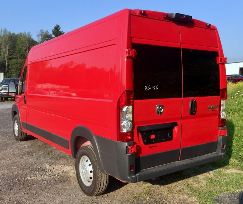 2018 ProMaster 2500 High Roof FWD,  Upfitted Cargo Van #T18249 - photo 3