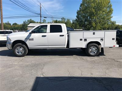 2018 Ram 3500 Crew Cab 4x4,  Reading Classic II Steel Service Body #T18261 - photo 3