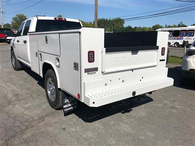 2018 Ram 3500 Crew Cab 4x4,  Reading Classic II Steel Service Body #T18261 - photo 2
