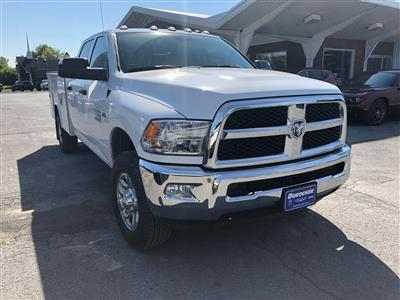 2018 Ram 3500 Crew Cab 4x4,  Reading Classic II Steel Service Body #T18261 - photo 8