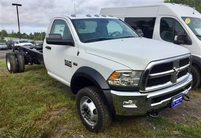 2018 Ram 5500 Regular Cab DRW 4x4,  Cab Chassis #T18263 - photo 4