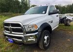 2018 Ram 5500 Regular Cab DRW 4x4,  Cab Chassis #T18263 - photo 1