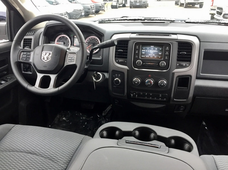 2018 Ram 2500 Crew Cab 4x4,  Sno-Way Pickup #T18274 - photo 15