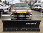 2018 Ram 2500 Crew Cab 4x4,  Sno-Way Snowplow Pickup #T18274 - photo 17