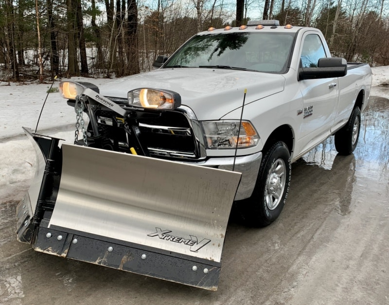 2018 Ram 2500 Regular Cab 4x4,  Fisher Pickup #T18280 - photo 1