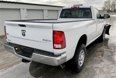 2018 Ram 2500 Regular Cab 4x4,  Pickup #T18280 - photo 3