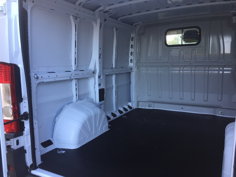 2018 ProMaster 1500 Standard Roof FWD,  Empty Cargo Van #T18284 - photo 14