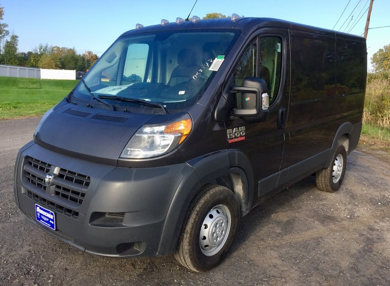 2018 ProMaster 1500 Standard Roof FWD,  Empty Cargo Van #T18290 - photo 1