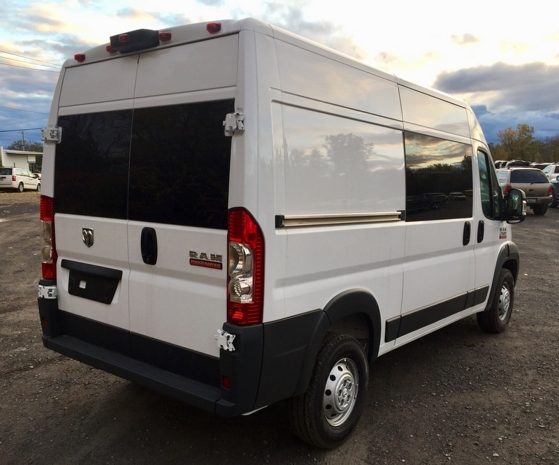 2018 ProMaster 2500 High Roof FWD,  Empty Cargo Van #T18292 - photo 4
