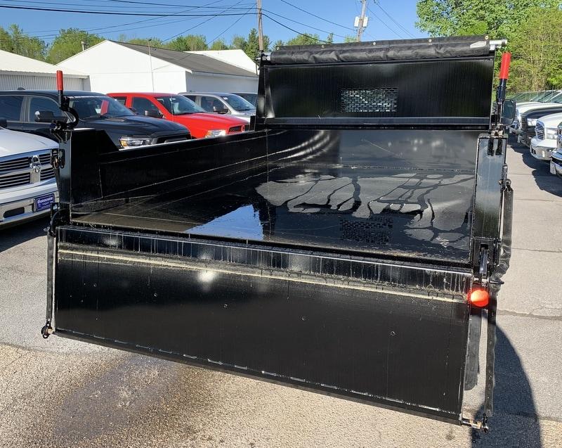 2018 Ram 5500 Regular Cab DRW 4x4,  Iroquois Brave Series Steel Dump Body #T18305 - photo 12