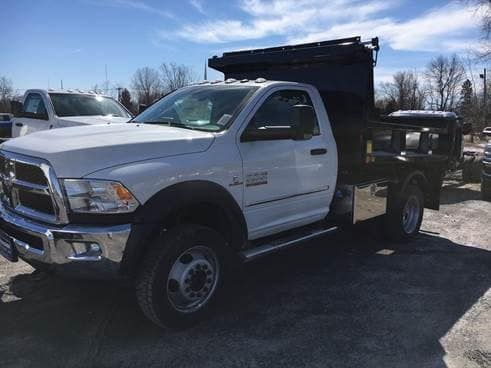 2018 Ram 5500 Regular Cab DRW 4x4,  Dump Body #T18306 - photo 1