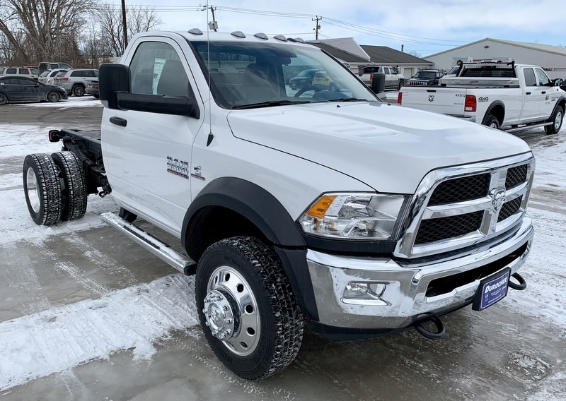 2018 Ram 5500 Regular Cab DRW 4x4,  Cab Chassis #T18306 - photo 4