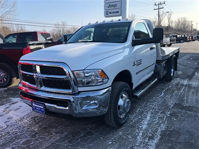2018 Ram 3500 Regular Cab DRW 4x4,  CM Truck Beds RD Model Platform Body #T18319 - photo 1