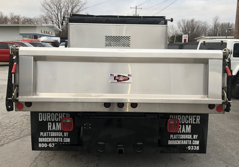 2018 Ram 3500 Regular Cab DRW 4x4,  Iroquois Dump Body #T18320 - photo 4