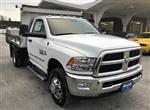 2018 Ram 3500 Regular Cab DRW 4x4,  Iroquois Brave Series Stainless Steel Dump Body #T18320 - photo 5
