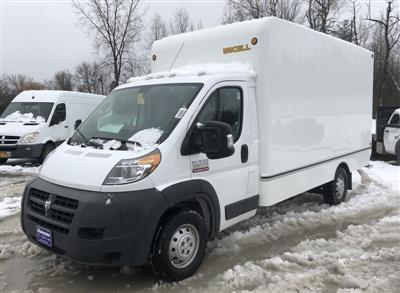 2018 ProMaster 3500 Standard Roof FWD,  Unicell Classicube Cutaway Van #T18324 - photo 1