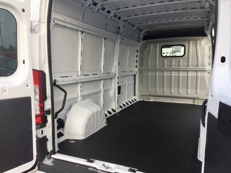 2018 ProMaster 3500 High Roof FWD,  Empty Cargo Van #T18326 - photo 6