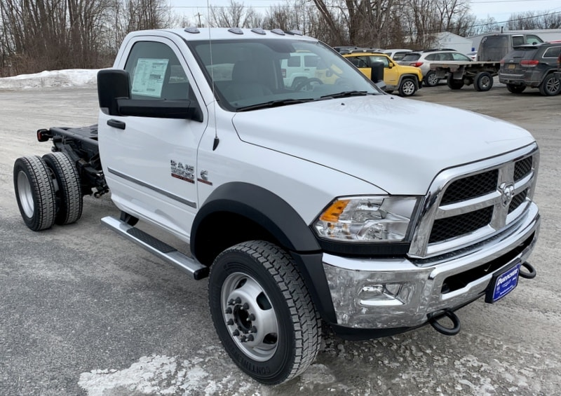 2018 Ram 5500 Regular Cab DRW 4x4,  Cab Chassis #T18331 - photo 4