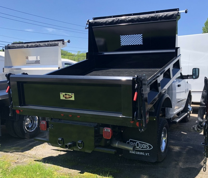 2018 Ram 3500 Regular Cab DRW 4x4,  Iroquois Brave Series Steel Dump Body #T18335 - photo 15