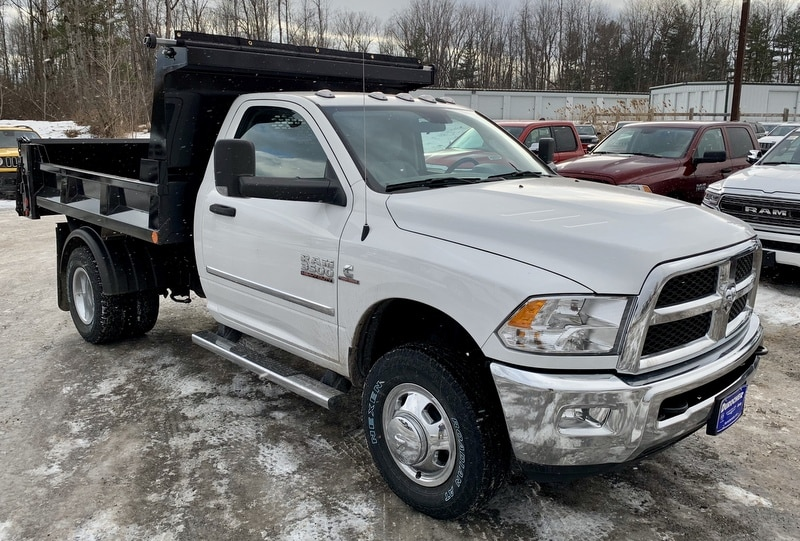 2018 Ram 3500 Regular Cab DRW 4x4,  Iroquois Dump Body #T18335 - photo 5