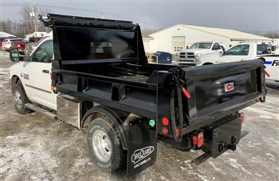 2018 Ram 3500 Regular Cab DRW 4x4,  Iroquois Brave Series Steel Dump Body #T18335 - photo 2