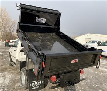 2018 Ram 3500 Regular Cab DRW 4x4,  Iroquois Brave Series Steel Dump Body #T18335 - photo 4