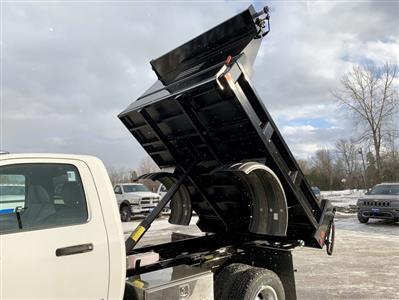 2018 Ram 3500 Regular Cab DRW 4x4,  Iroquois Brave Series Steel Dump Body #T18335 - photo 5