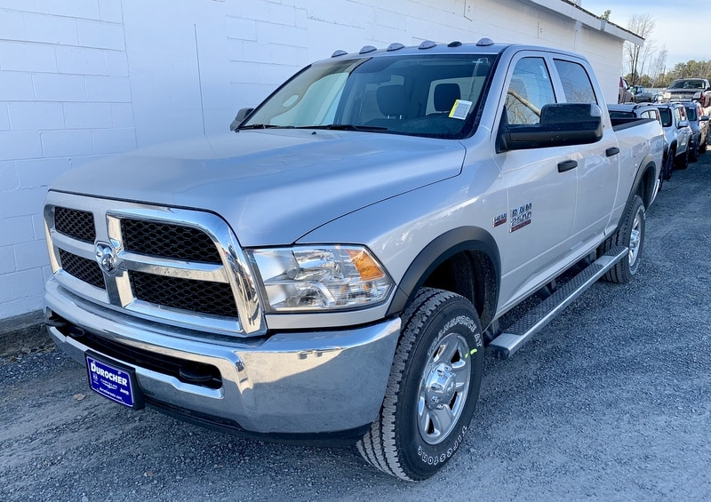 2018 Ram 2500 Crew Cab 4x4,  Pickup #T18342 - photo 1