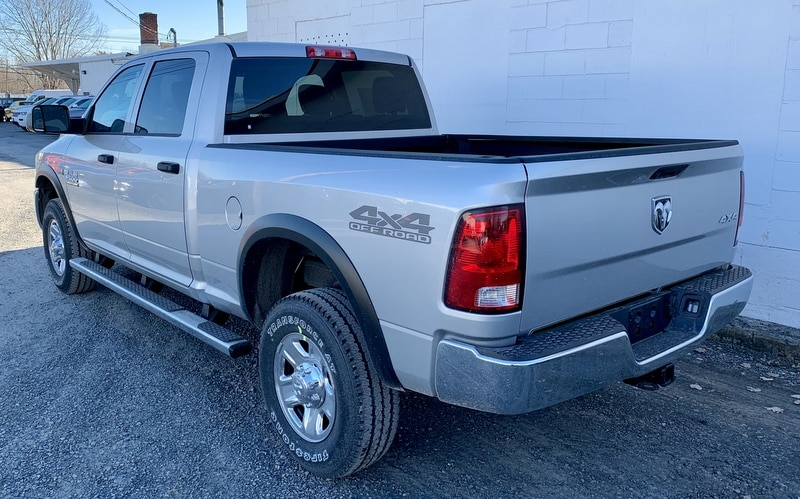2018 Ram 2500 Crew Cab 4x4,  Pickup #T18342 - photo 2