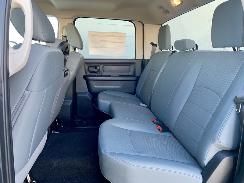 2018 Ram 2500 Crew Cab 4x4,  Pickup #T18342 - photo 8