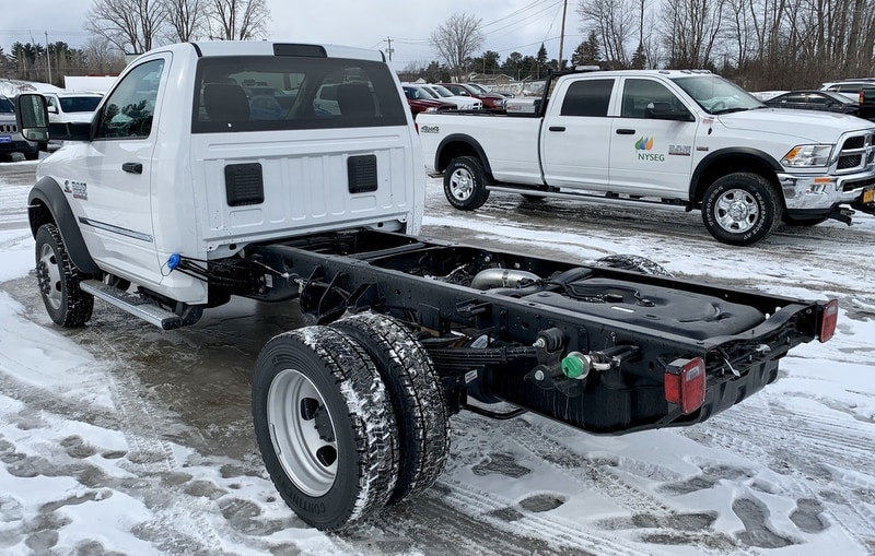 2018 Ram 5500 Regular Cab DRW 4x4,  Cab Chassis #T18344 - photo 1