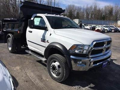 2018 Ram 5500 Regular Cab DRW 4x4,  Dump Body #T18344 - photo 10