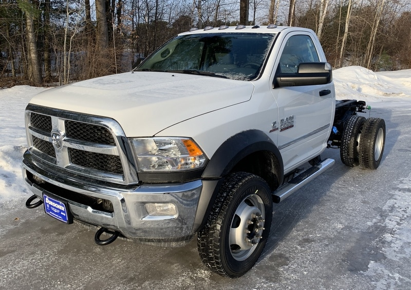 2018 Ram 5500 Regular Cab DRW 4x4,  Cab Chassis #T18347 - photo 1
