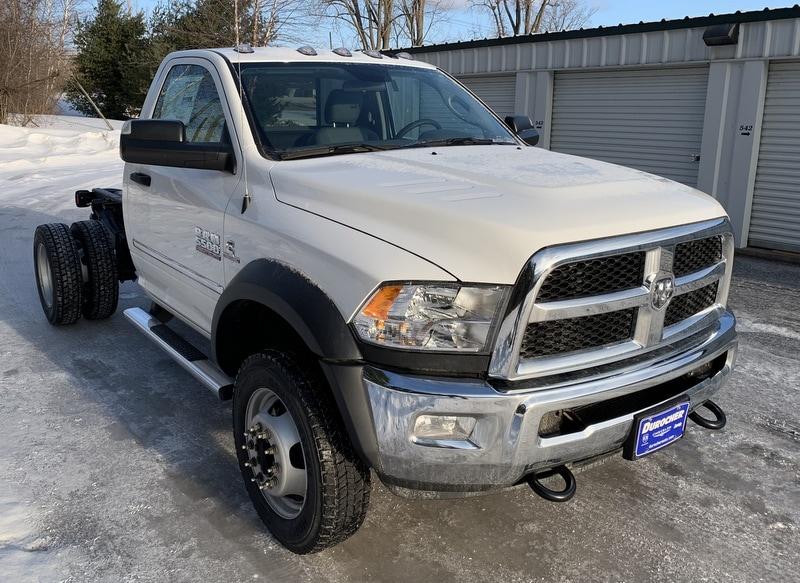 2018 Ram 5500 Regular Cab DRW 4x4,  Cab Chassis #T18347 - photo 4