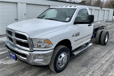 2018 Ram 3500 Regular Cab DRW 4x4,  Cab Chassis #T18352 - photo 1