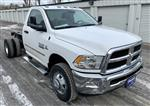 2018 Ram 3500 Regular Cab DRW 4x4,  Cab Chassis #T18352 - photo 4