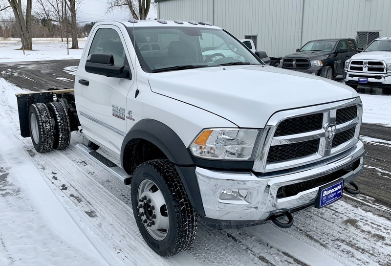 2018 Ram 5500 Regular Cab DRW 4x4,  Cab Chassis #T18355 - photo 4