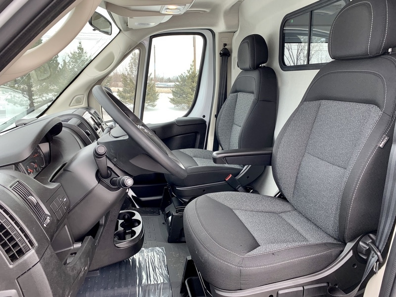 2018 ProMaster 2500 High Roof FWD,  Empty Cargo Van #T18356 - photo 11