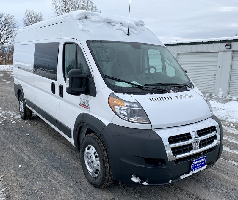 2018 ProMaster 2500 High Roof FWD,  Empty Cargo Van #T18356 - photo 5