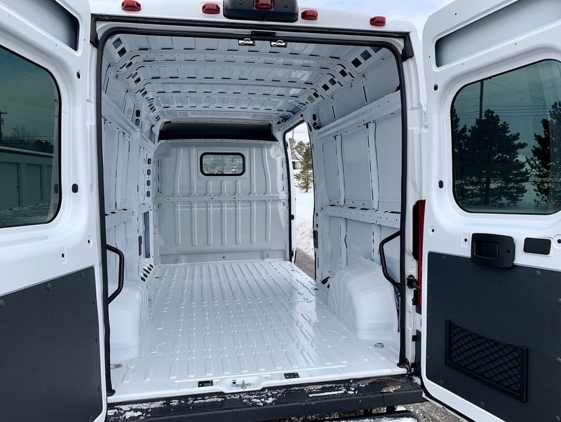 2018 ProMaster 2500 High Roof FWD,  Empty Cargo Van #T18356 - photo 1