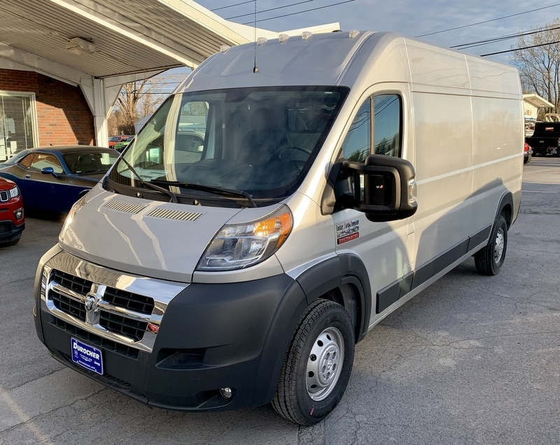 2018 ProMaster 2500 High Roof FWD,  Empty Cargo Van #T18357 - photo 1