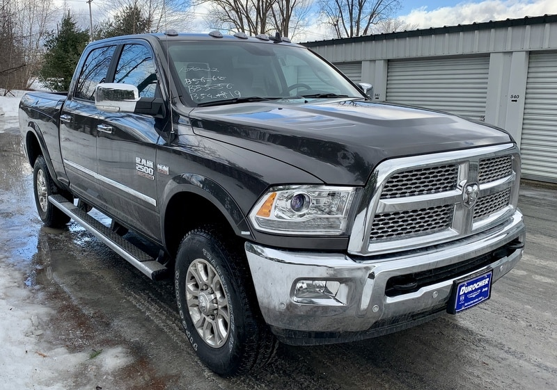 2018 Ram 2500 Crew Cab 4x4,  Pickup #T18358 - photo 4