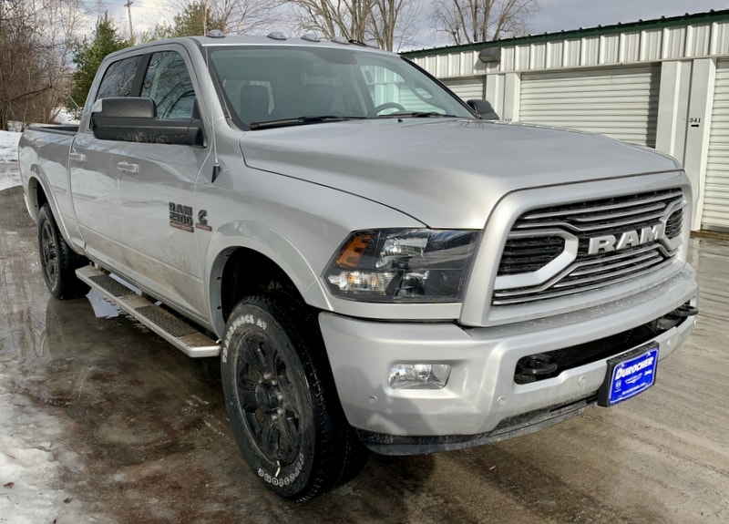 2018 Ram 2500 Crew Cab 4x4,  Pickup #T18359 - photo 4